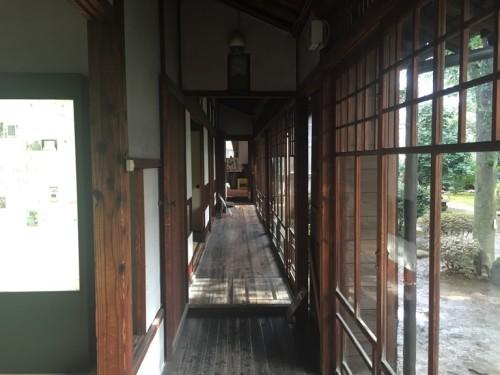 夏目漱石内坪井旧居6
