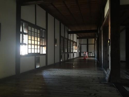 2016-1熊本城 (宇土櫓 内部 )