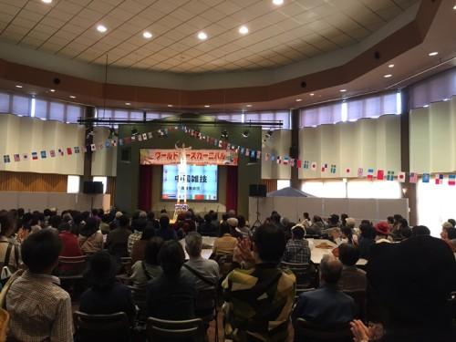 フードパル熊本 ワールドフーズカーニバル3